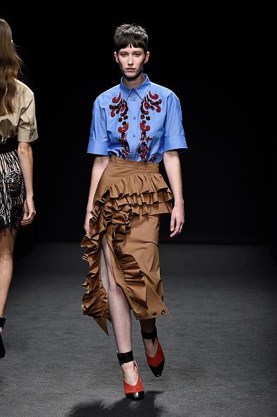 Embroidery「Shi.Rt - Runway - Milan Fashion Week Spring/Summer 2021」:写真・画像(3)[壁紙.com]