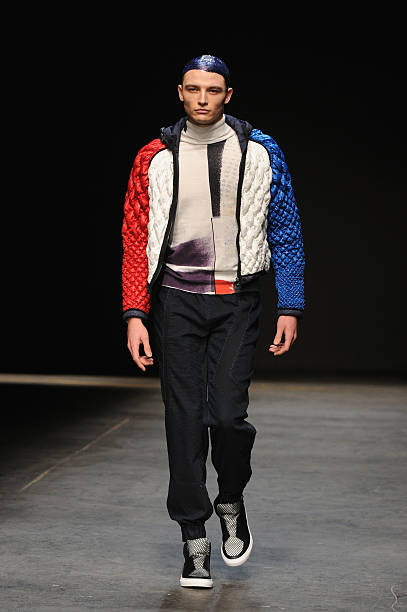 James Long: Runway - London Collections: Men AW14:ニュース(壁紙.com)