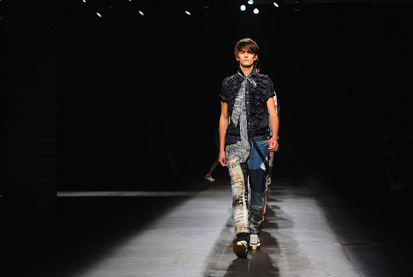 Eamonn M「James Long - Runway - London Collections Men SS16」:写真・画像(3)[壁紙.com]