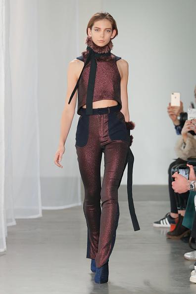 CG「CG - Runway - February 2017 - New York Fashion Week」:写真・画像(5)[壁紙.com]