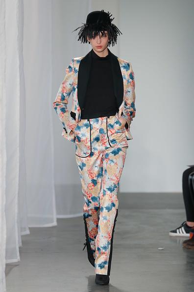 CG「CG - Runway - February 2017 - New York Fashion Week」:写真・画像(4)[壁紙.com]
