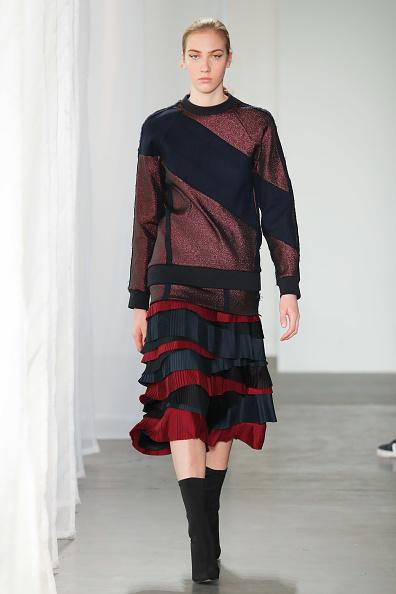 CG「CG - Runway - February 2017 - New York Fashion Week」:写真・画像(6)[壁紙.com]