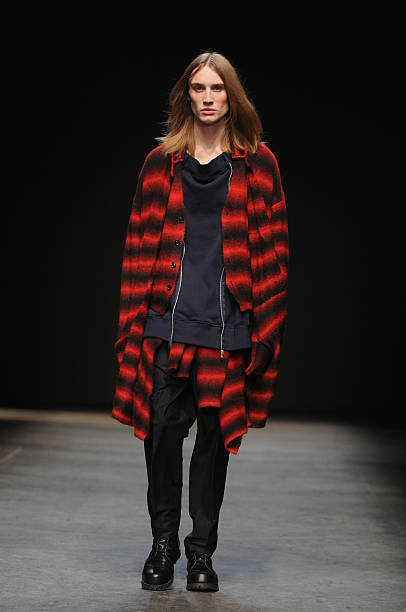 Casely-Hayford: Runway - London Collections: Men AW14:ニュース(壁紙.com)