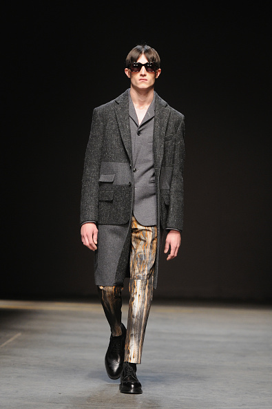 Eamonn M「Casely-Hayford: Runway - London Collections: Men AW14」:写真・画像(2)[壁紙.com]