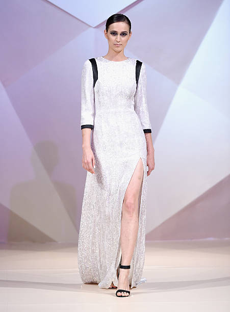 Hasan Hejazi - Runway - Fashion Forward Dubai October 2014:ニュース(壁紙.com)