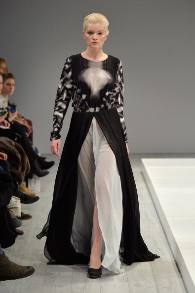 Round Toe Shoe「Franzius Show - Mercedes-Benz Fashion Week Autumn/Winter 2014/15」:写真・画像(5)[壁紙.com]