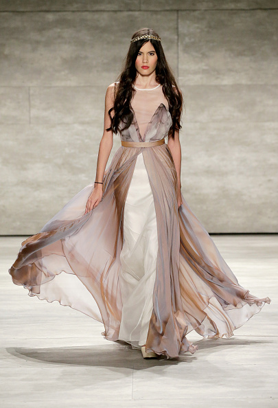 JP Yim「Leanne Marshall - Runway - Mercedes-Benz Fashion Week Fall 2015」:写真・画像(12)[壁紙.com]