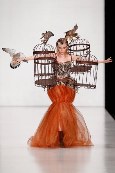 Slit - Clothing「CONTRFASHION : Mercedes-Benz Fashion Week Russia S/S 2014」:写真・画像(10)[壁紙.com]