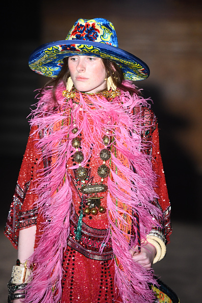 Gucci「Gucci - Runway - Paris Fashion Week Spring/Summer 2019」:写真・画像(0)[壁紙.com]