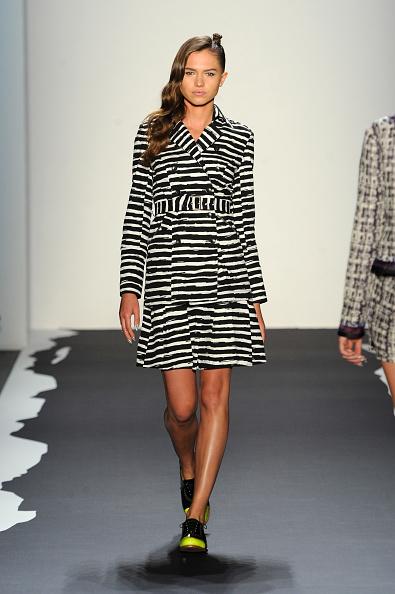 Flared Skirt「Emerson By Jackie Fraser-Swan - Runway - Mercedes-Benz Fashion Week Spring 2014」:写真・画像(12)[壁紙.com]
