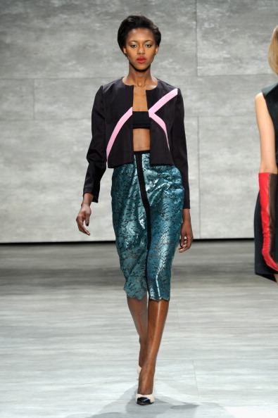 Black Jacket「Georgine - Runway - Mercedes-Benz Fashion Week Fall 2014」:写真・画像(19)[壁紙.com]