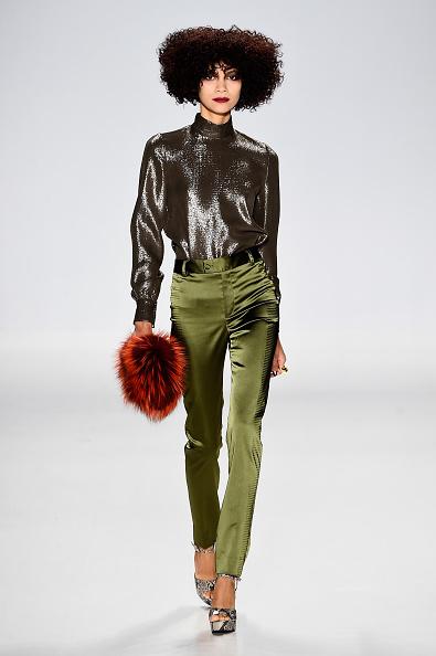 Ready To Wear「Georgine - Runway - Mercedes-Benz Fashion Week Fall 2015」:写真・画像(11)[壁紙.com]