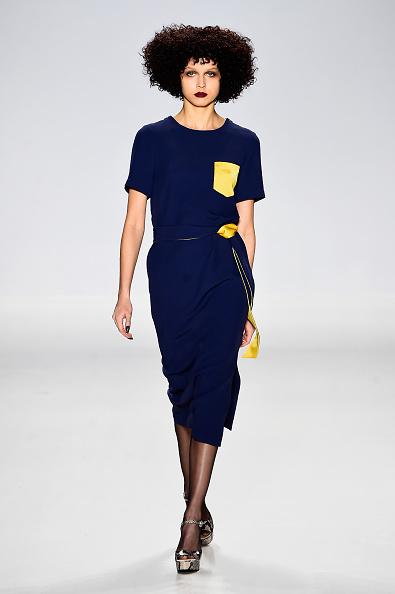 Ready To Wear「Georgine - Runway - Mercedes-Benz Fashion Week Fall 2015」:写真・画像(12)[壁紙.com]