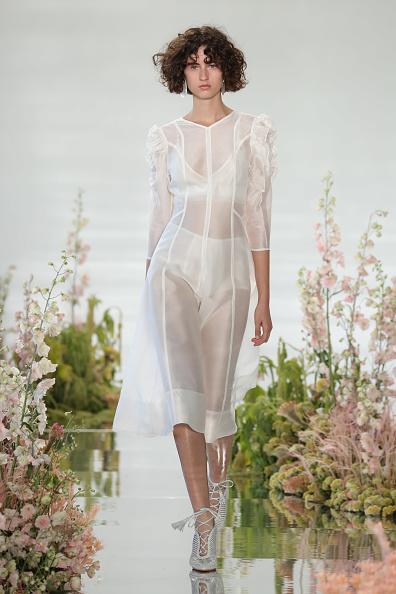 Panties「Ulla Johnson - Runway - September 2017 - New York Fashion Week」:写真・画像(6)[壁紙.com]