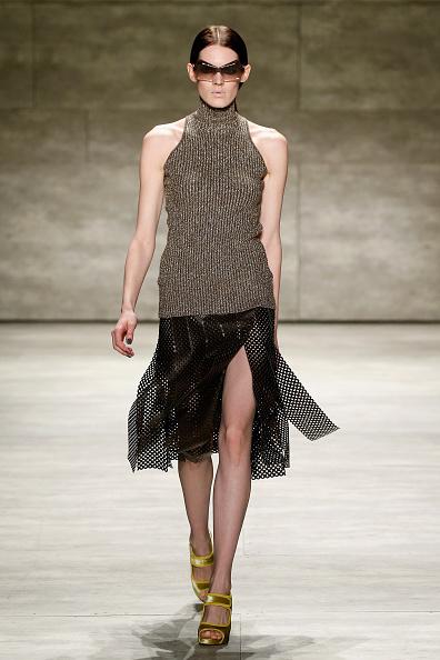 Black Skirt「Angel Sanchez - Runway - Mercedes-Benz Fashion Week Fall 2015」:写真・画像(16)[壁紙.com]
