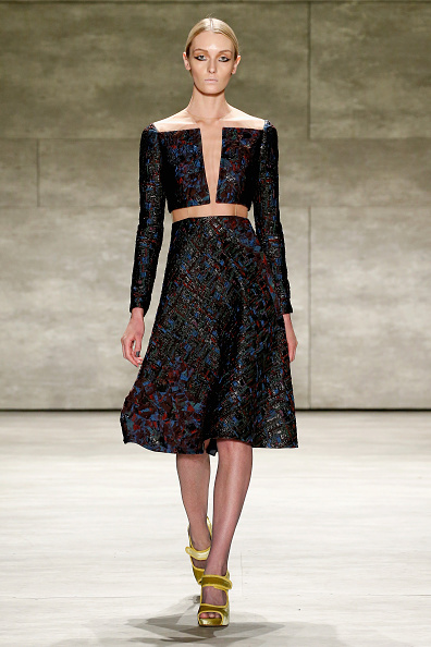 Cut Out Clothing「Angel Sanchez - Runway - Mercedes-Benz Fashion Week Fall 2015」:写真・画像(6)[壁紙.com]