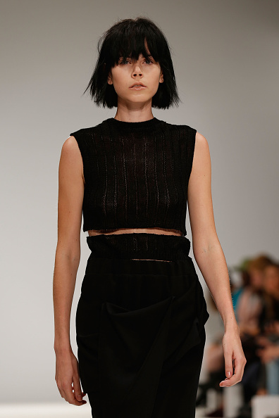 ロンドンファッションウィーク「Daniela Barros & Joao Melo Costa: Runway - London Fashion Week SS15」:写真・画像(11)[壁紙.com]