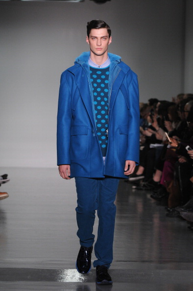 Focus On Foreground「Richard Nicoll: Runway - London Collections: Men AW14」:写真・画像(5)[壁紙.com]