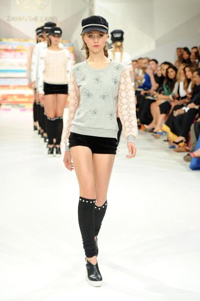 Madinat Jumeirah Hotel「Zayan The Label - Runway - Fashion Forward Dubai April 2014」:写真・画像(12)[壁紙.com]