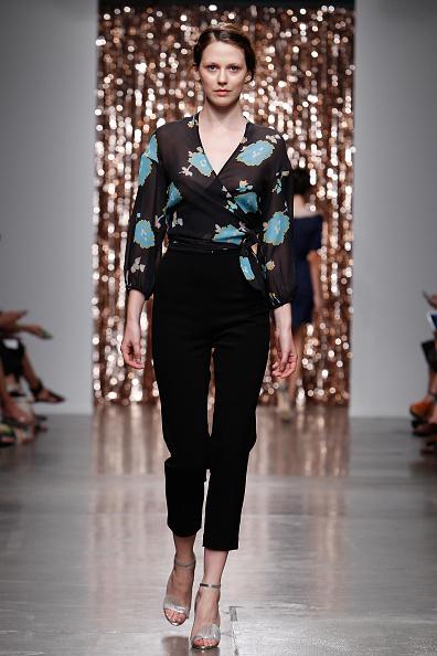Silver Shoe「Tocca - Runway - Mercedes-Benz Fashion Week Spring 2014」:写真・画像(19)[壁紙.com]
