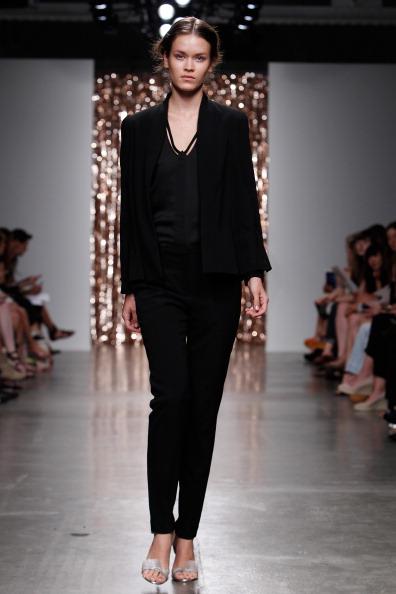 Silver Shoe「Tocca - Runway - Mercedes-Benz Fashion Week Spring 2014」:写真・画像(16)[壁紙.com]