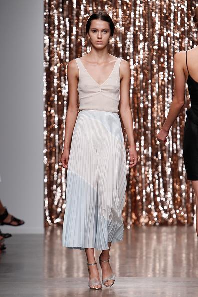 Silver Shoe「Tocca - Runway - Mercedes-Benz Fashion Week Spring 2014」:写真・画像(17)[壁紙.com]