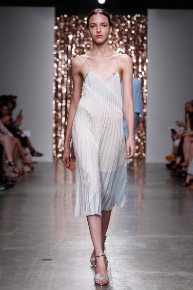 Silver Shoe「Tocca - Runway - Mercedes-Benz Fashion Week Spring 2014」:写真・画像(11)[壁紙.com]