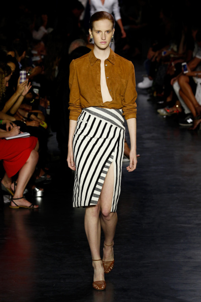 Fully Unbuttoned「Altuzarra - Runway - Mercedes-Benz Fashion Week Spring 2015」:写真・画像(4)[壁紙.com]