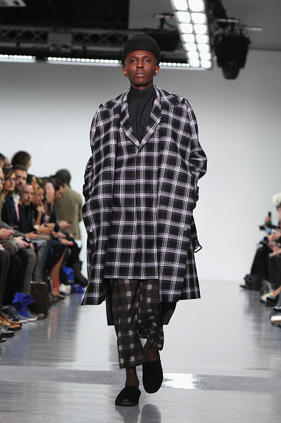 Headwear「Agi & Sam: Runway - London Collections: Men AW14」:写真・画像(19)[壁紙.com]