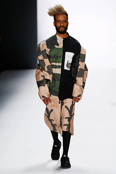 Sadak Show - Mercedes-Benz Fashion Week Berlin Autumn/Winter 2016:ニュース(壁紙.com)