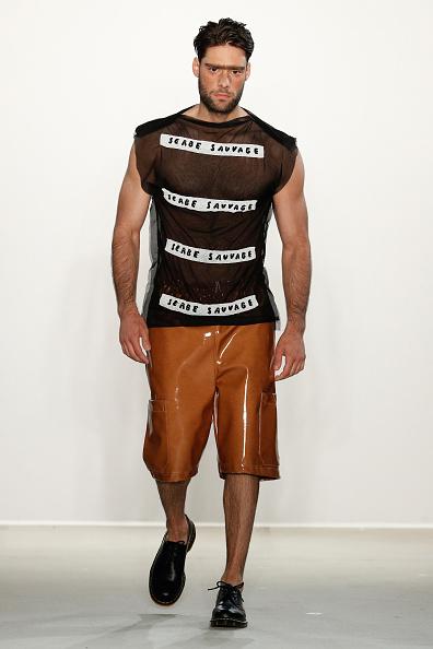 Bermuda Shorts「Sadak Show - Mercedes-Benz Fashion Week Berlin Spring/Summer 2018」:写真・画像(4)[壁紙.com]