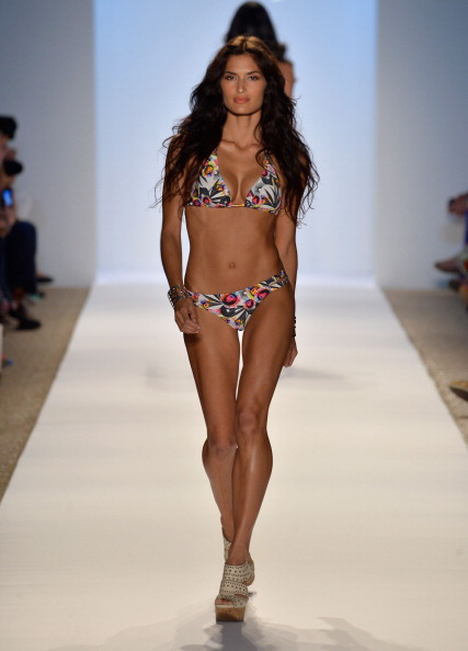 Gulf Coast States「Anna Kosturova/Beach Riot/Lolli Swim/Manglar/Indah At Mercedes-Benz Fashion Week Swim 2014 - Runway」:写真・画像(13)[壁紙.com]