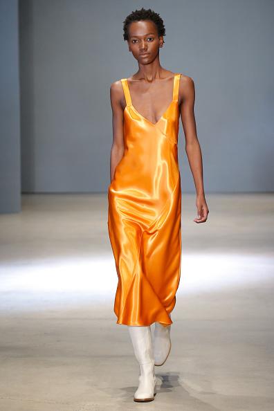 White Boot「Tibi - Runway - Fall 2016 New York Fashion Week」:写真・画像(5)[壁紙.com]