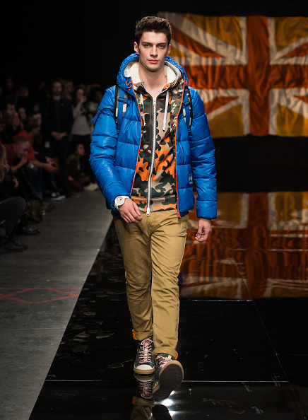 Graphic Print「Superdry AW14 London Collections: Men - Show」:写真・画像(13)[壁紙.com]