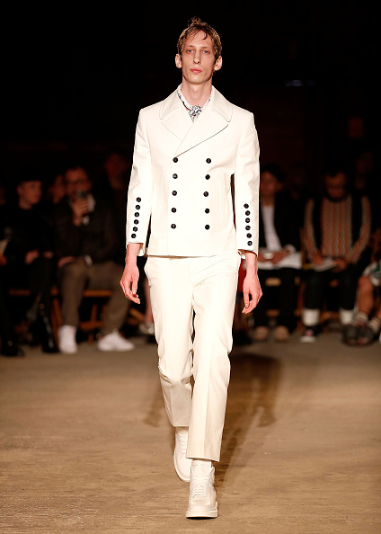 Tristan Fewings「Alexander McQueen - Runway - London Collections Men SS16」:写真・画像(16)[壁紙.com]