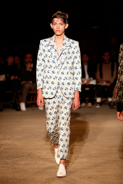 Tristan Fewings「Alexander McQueen - Runway - London Collections Men SS16」:写真・画像(14)[壁紙.com]