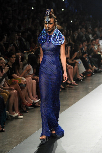 Amato Haute Couture「Amato By Furne One - Runway - Fashion Forward Dubai April 2014」:写真・画像(11)[壁紙.com]