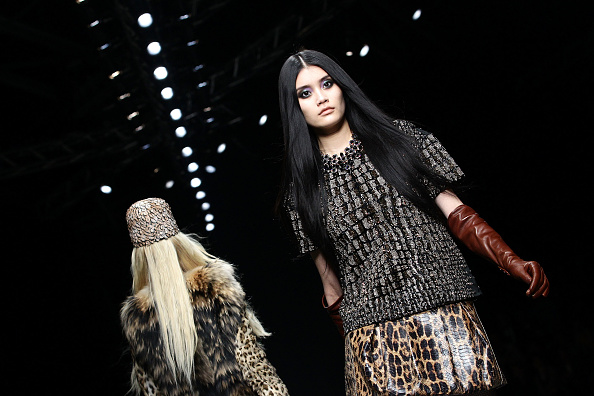 Roberto Cavalli - Designer Label「Roberto Cavalli: Runway - Milan Fashion Week Womenswear Autumn/Winter 2012/2013」:写真・画像(4)[壁紙.com]