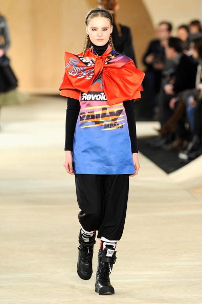 Dress Over Pants「Marc By Marc Jacobs - Runway - Mercedes-Benz Fashion Week Fall 2014」:写真・画像(18)[壁紙.com]