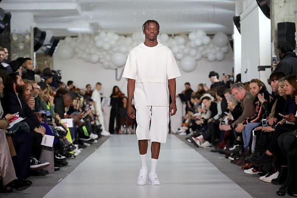 London Collections Men「What We Wear - Runway - LFW Men's January 2017」:写真・画像(17)[壁紙.com]