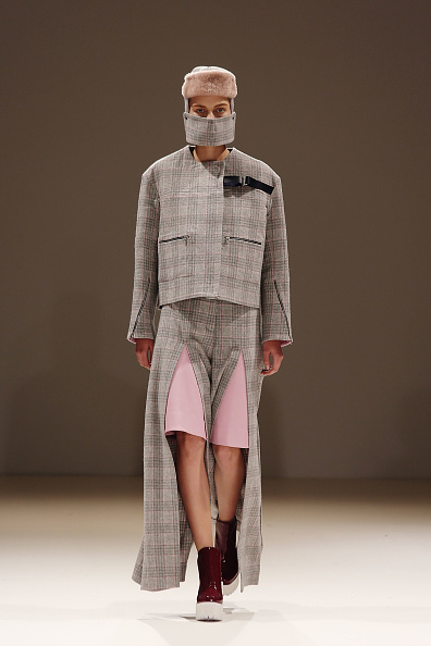 Mask - Disguise「Jamie Wei Huang: Runway - London Fashion Week AW14」:写真・画像(11)[壁紙.com]