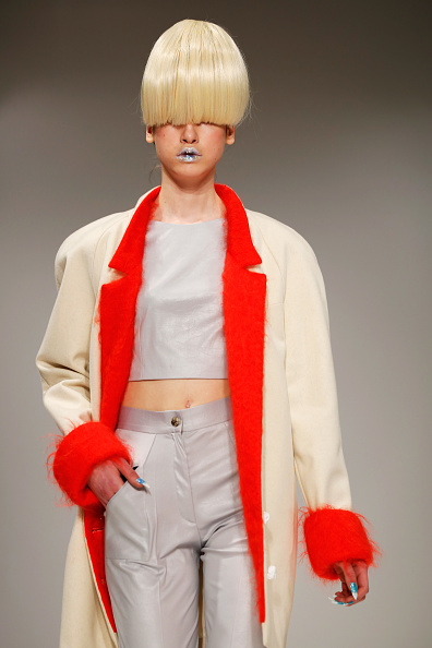 London Fashion Week「Basharatyan V: Runway - London Fashion Week AW14」:写真・画像(7)[壁紙.com]