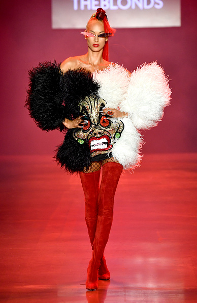Spring Studios - New York「Disney Villains x The Blonds NYFW Show -Runway」:写真・画像(17)[壁紙.com]
