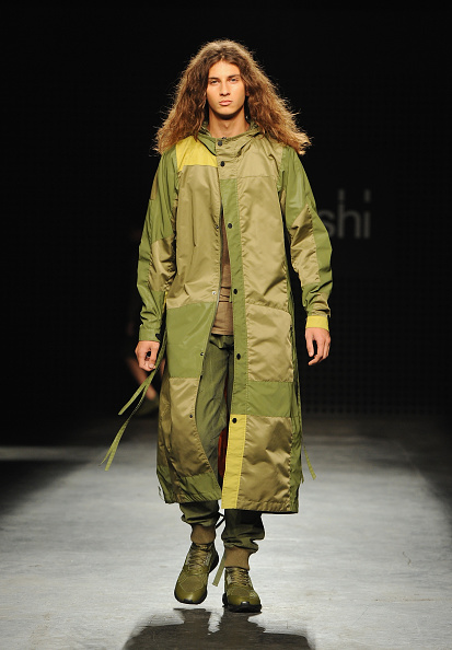 Long Hair「Maharishi - Runway - London Collections Men SS16」:写真・画像(18)[壁紙.com]