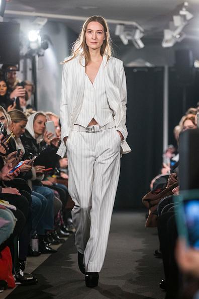 White Blazer「Stockholm Fashion Week Autumn/Winter 2017 - Day 2」:写真・画像(11)[壁紙.com]