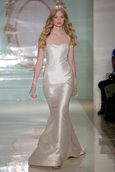 Bridal Show「Spring 2015 Bridal Collection - Reem Acra - Show」:写真・画像(10)[壁紙.com]