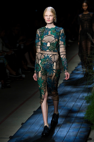 Tristan Fewings「Erdem: Runway - London Fashion Week SS15」:写真・画像(13)[壁紙.com]