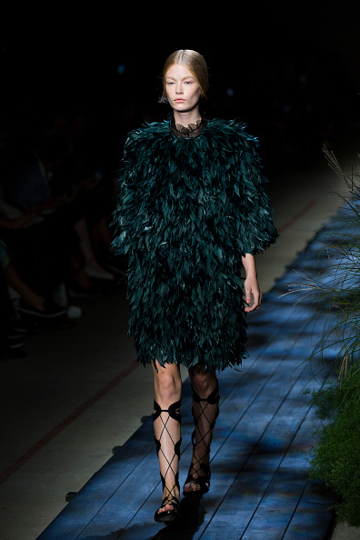 Tristan Fewings「Erdem: Runway - London Fashion Week SS15」:写真・画像(11)[壁紙.com]