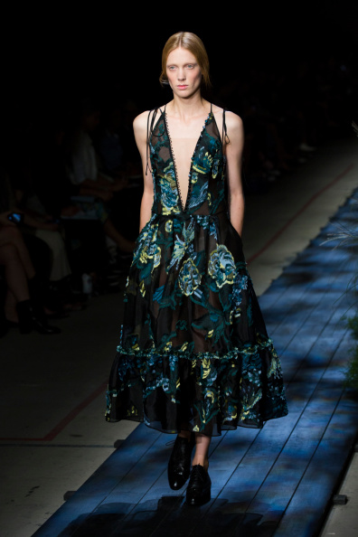 Tristan Fewings「Erdem: Runway - London Fashion Week SS15」:写真・画像(10)[壁紙.com]
