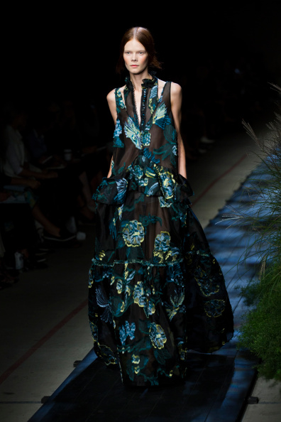 Tristan Fewings「Erdem: Runway - London Fashion Week SS15」:写真・画像(9)[壁紙.com]